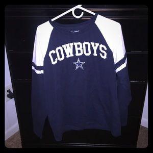 """Other - Long sleeve cowboys """"Prescott """" shirt"""